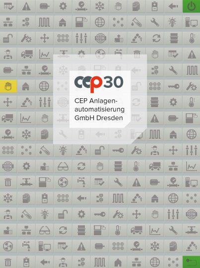 Festschrift 30 Jahre CEP