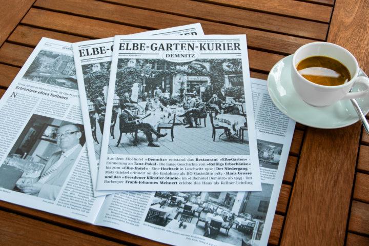 Demnitz-Geschichten als Hauszeitung